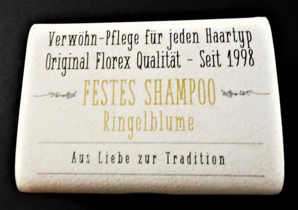 Florex Festes Shampoo Ringelblume mit biolog. Schafmilch
