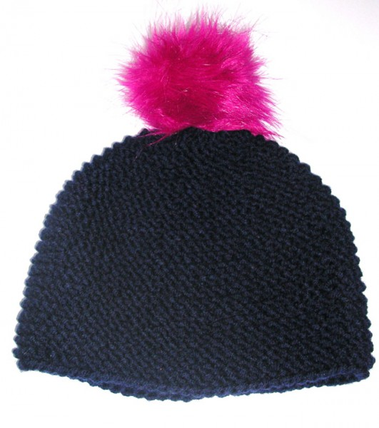 Peppige Mütze