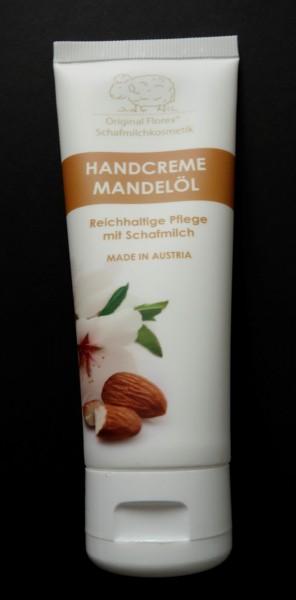 Schafmilch-Handcreme Mandelöl