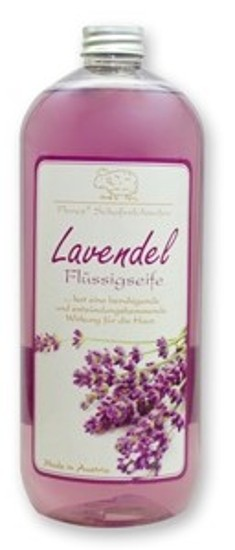 Flüssige Schafmilchseife Lavendel