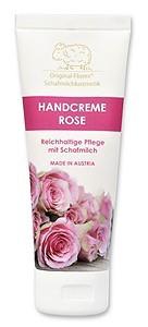 Schafmilch-Handcreme Rose Diana