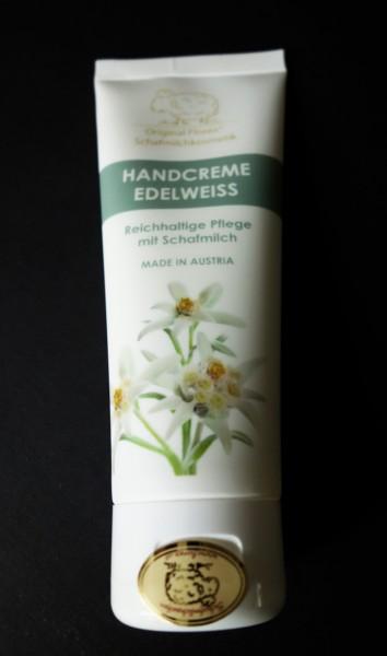 Schafmilch-Handcreme Edelweiss