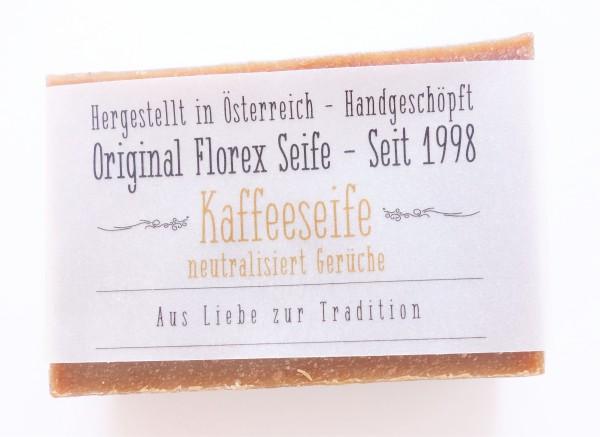 Handgeschöpfte Kaffeeseife