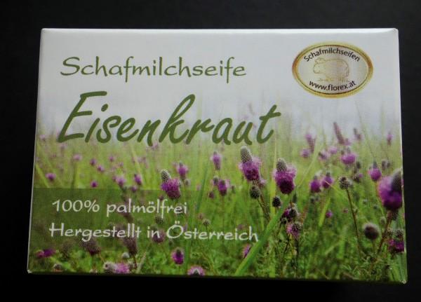 Palmölfreie Schafmilchseife Eisenkraut
