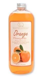Flüssige Schafmilchseife Orange