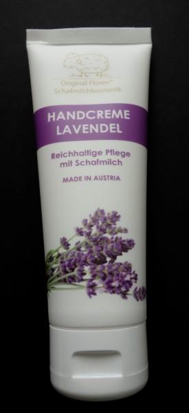 Schafmilch-Handcreme Lavendel