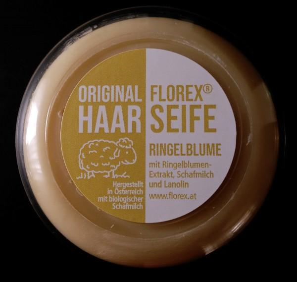 Florex Haarseife mit biologischer Schafmilch in 2 Sorten