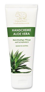 Schafmilch-Handcreme Aloe Vera