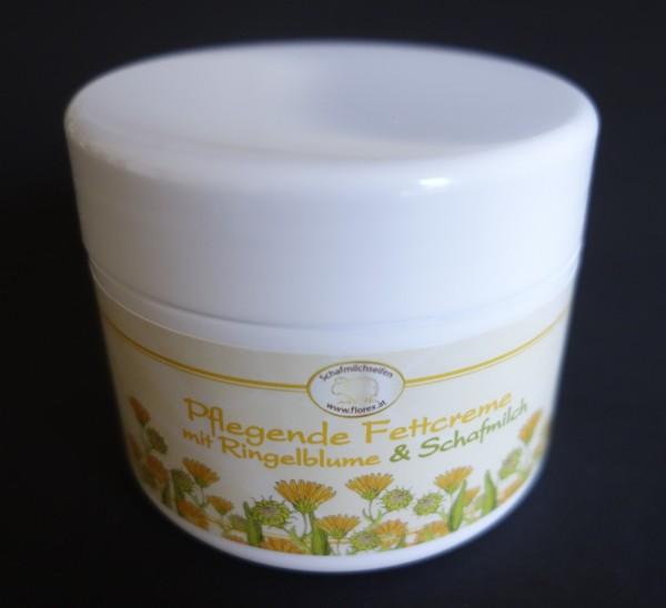 Florex Pflegende Fettcreme Ringelblume mit biologischer Schafmilch