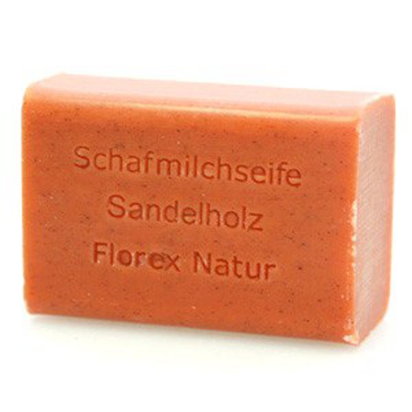 Schafmilchseife Sandelholz