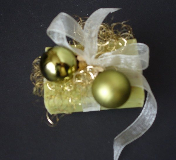 Weihnachtliches Eisenkraut