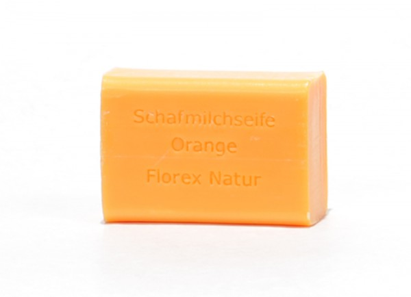 Schafmilchseife Orange
