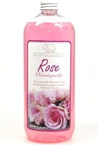 Flüssige Schafmilchseife Rose Diana