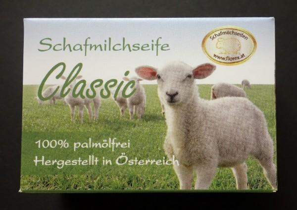 Florex Palmölfreie Schafmilchseife Classic